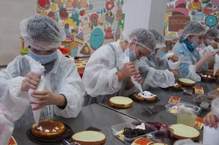 Экскурсия на кондитерскую фабрику «9 Островов»