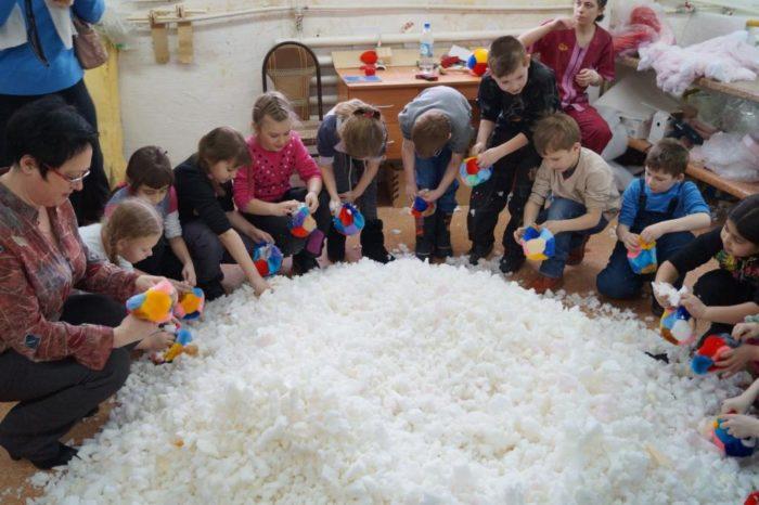 Невьянская фабрика мягкой игрушки, контактный зоопарк (школьные группы)
