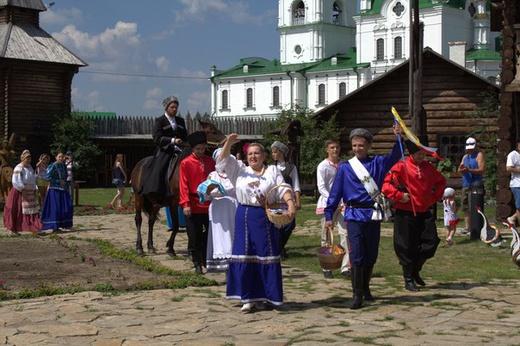 Тур «Сибирский валенок и не только» (Далматово — Шадринск — Ялуторвск — Ишим)