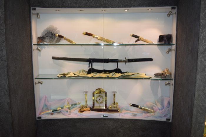 Златоуст — город мастеров холодного оружия