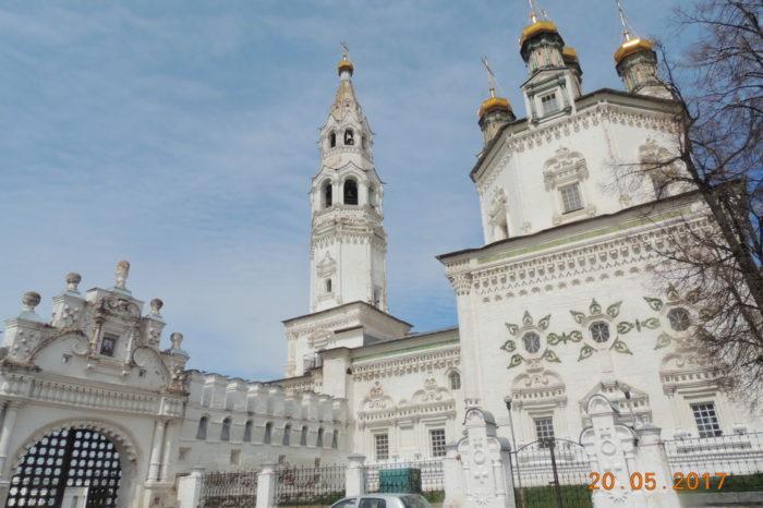 Верхотурье — древний град Урала