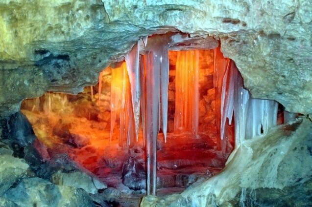 Кунгурская ледяная пещера (1 день)