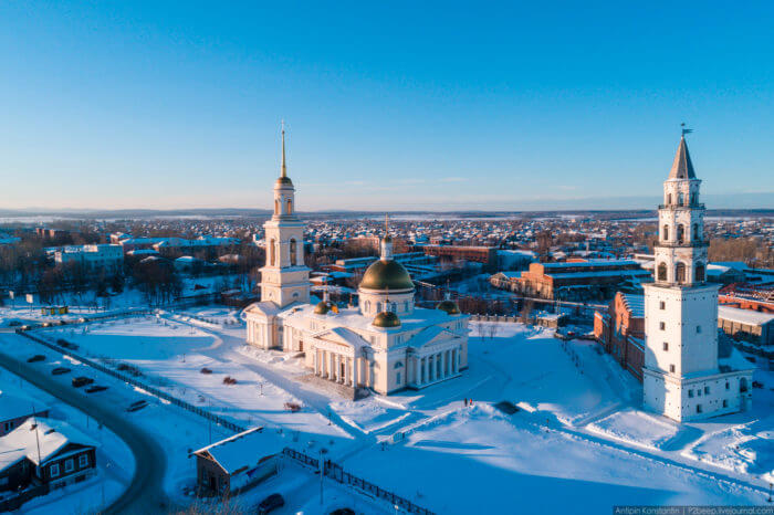 Рождественский тур на Урал -2020