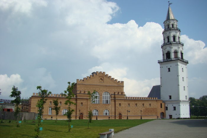 Экскурсия на Невьянскую наклонную башню (сборные группы)