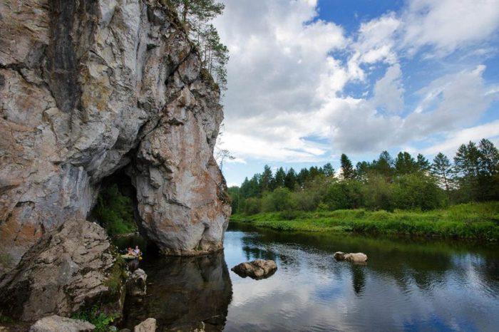 Природный парк «Оленьи ручьи»: школьные группы