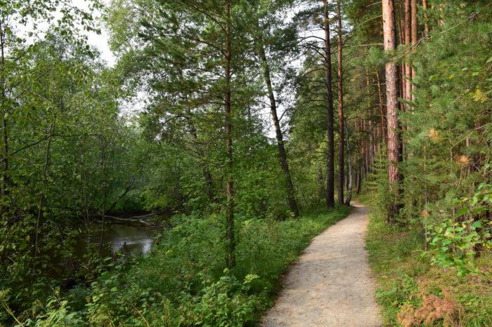 Экскурсия в природный парк «Бажовские места»