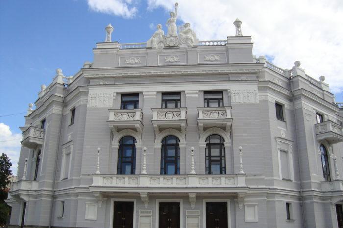Экскурсия в Екатеринбургский театр оперы и балета — Урал Опера Балет