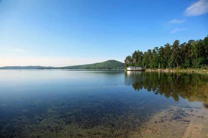 Экскурсия в город Миасс и озеро Тургояк
