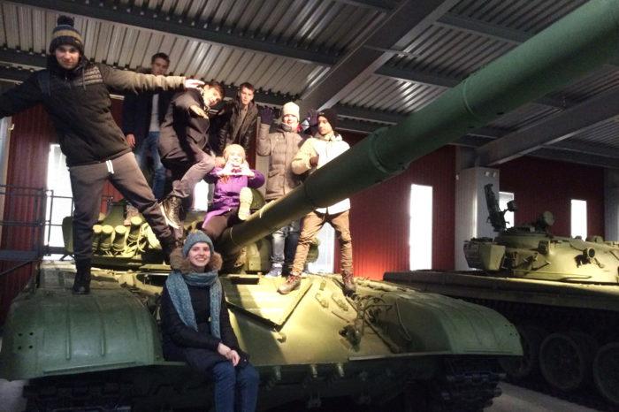 Нижний Тагил. Музей танков