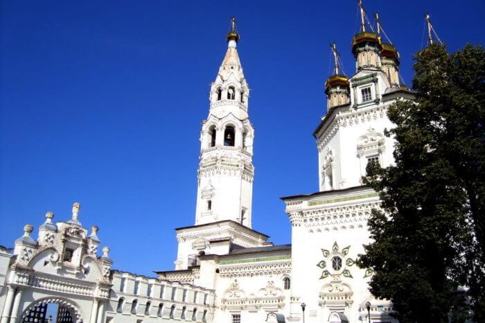 Верхотурье — духовная столица Урала (сборные группы)