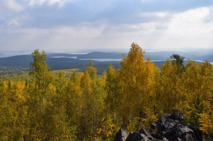 Ревда. Демидов центр и гора Волчиха (45 км от Екатеринбурга, 7 часов) (школьные группы)