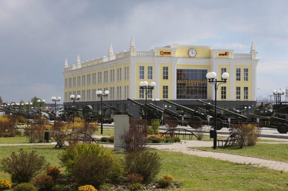 Музейный комплекс «Боевая слава Урала» (г. Верхняя Пышма)