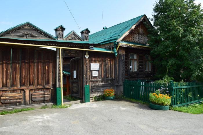 Экскурсия в Сысерть (музей П.П. Бажова) и природный парк П.П. Бажова (школьные группы)