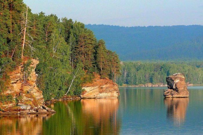 «Сказания о Седом Урале» (Верхний Уфалей, Касли, катание по озеру Иткуль)