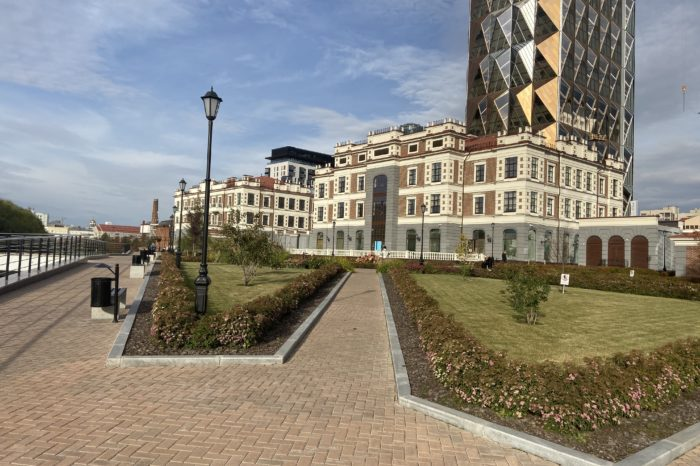 Екатеринбург для школьников