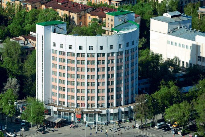 Конструктивизм в Екатеринбурге